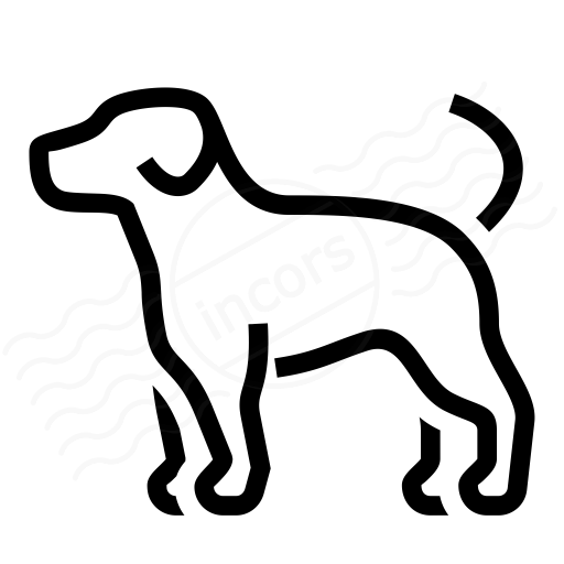 Iconexperience I Collection Dog Icon