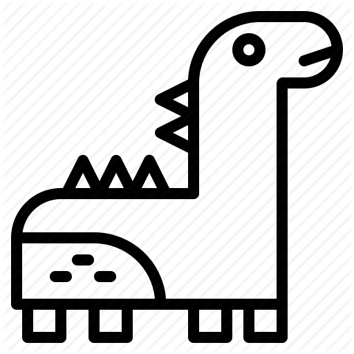 Animals, Dinosaur, Dinosaur Toy, Doll Icon