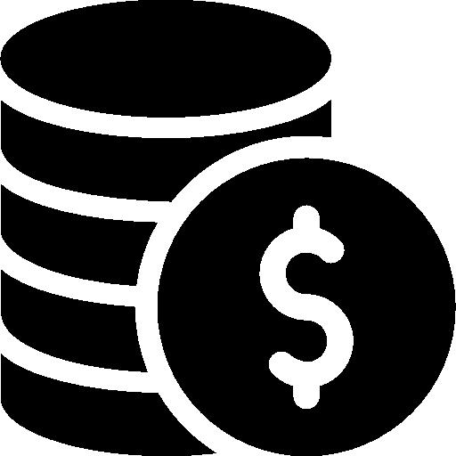 Dollar Coins, Dollars, Dollar Symbol, Currency, Business, Dollar Icon