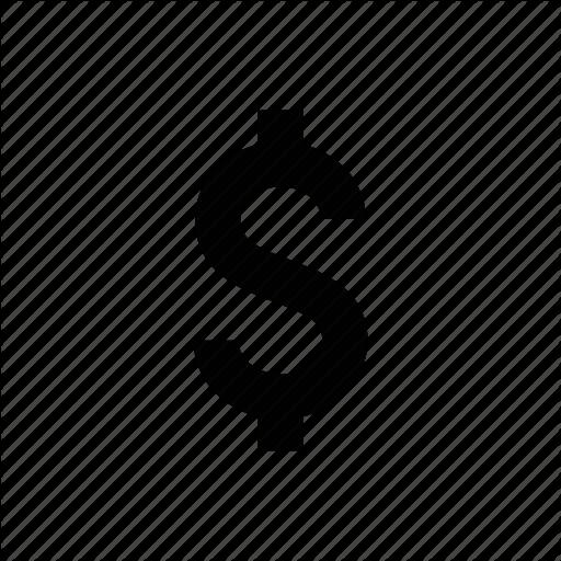 Currency, Dollar, Dollar Sign Icon
