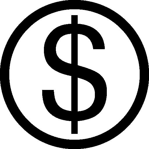 Dollar Circle Transparent Png Clipart Free Download