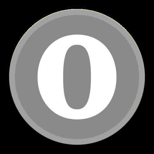 Opera, Beta Icon Free Of Button Ui