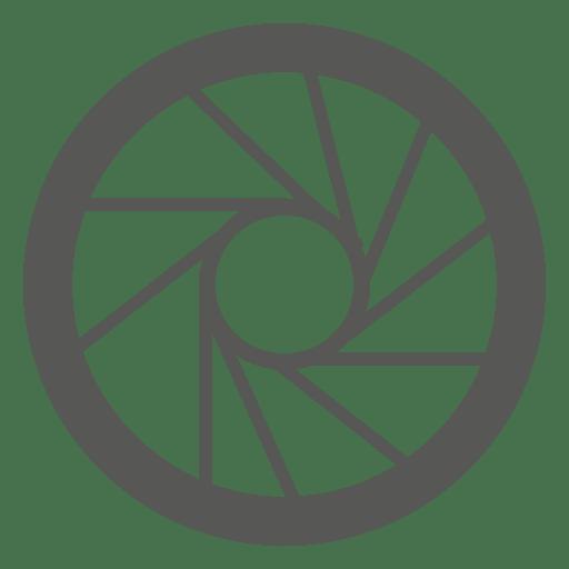 Chrome Circle Icon