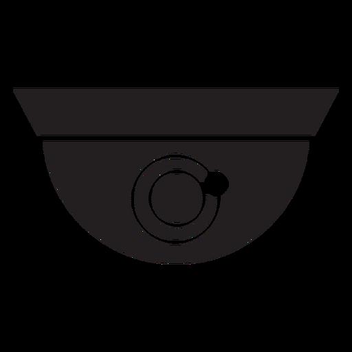 Domo Icono Plana De Seguridad