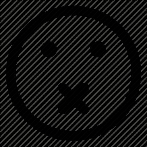 Avatar, Don't Speak, Emoji, Emoticons, Emotion, Smile, Smiley Icon