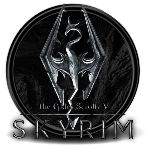 Download Free The Elder Scrolls V Skyrim Image Icon Favicon