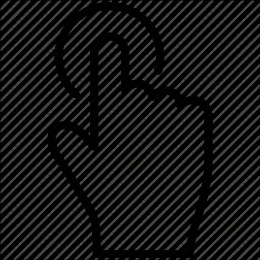 Control, Doorbell, Drag, Finger, Gesture, Gestureworks, Hand