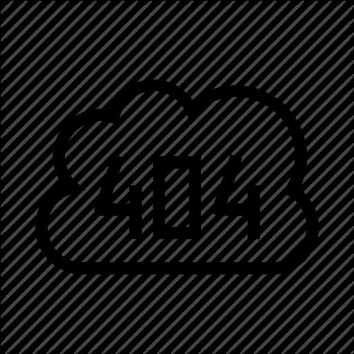 Attack, Dos, Error, Error Network Icon