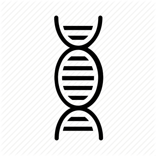 Biology, Dna, Double, Gene, Genetic, Genetics, Helix Icon