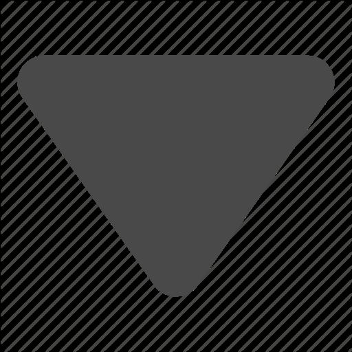 Arrow, Descending, Down, Down Arrow, Drop Icon