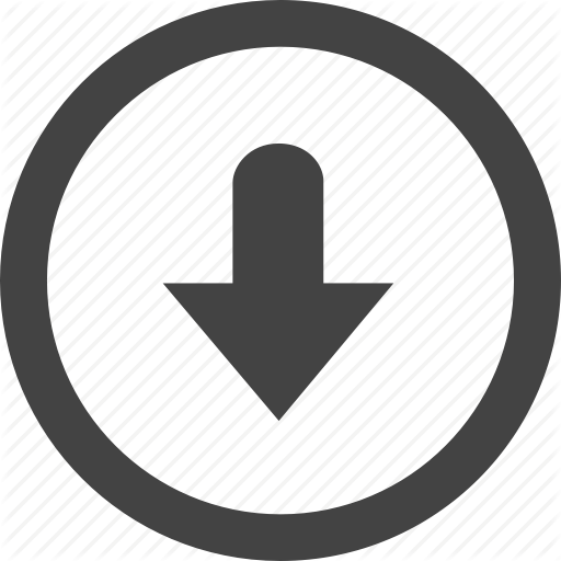 Download Button Icon Png Png Image