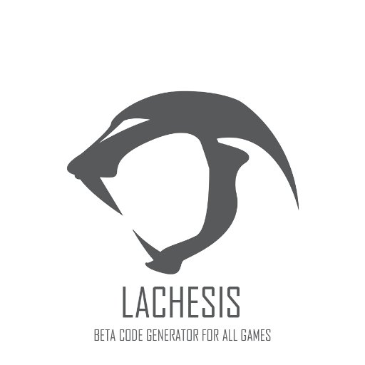 Lachesis Beta Code Generator For All Games On Twitter Join My