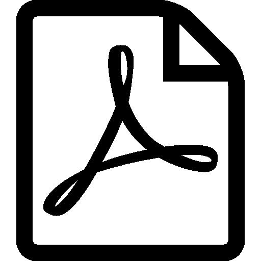 Adobe Pdf Document Icons Free Download