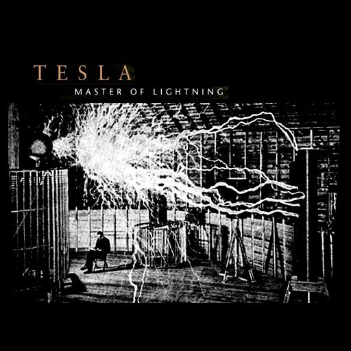 Tesla Master Of Lightning Folder Icon Movie, Tv Show, Anime