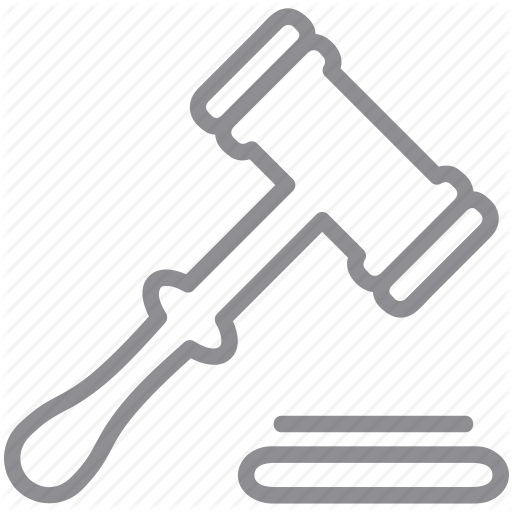 Gavel Download Icon