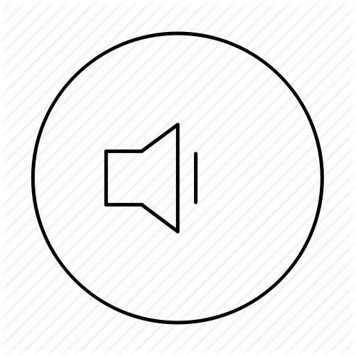 Circle, Low, Media, Volume, Volume Low Icon