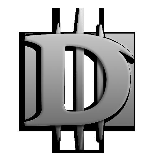 Token Style Diablo Icon