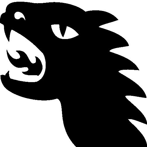 Astrology Year Of Dragon Icon Windows Iconset