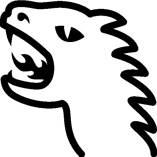 Astrology Year Of Dragon Icon Ios Iconset