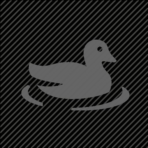 Bird, Drake, Duck, Goose, Hunting, Wading, Wild Icon