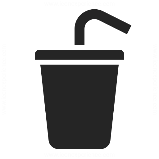 Drink Icon Iconexperience