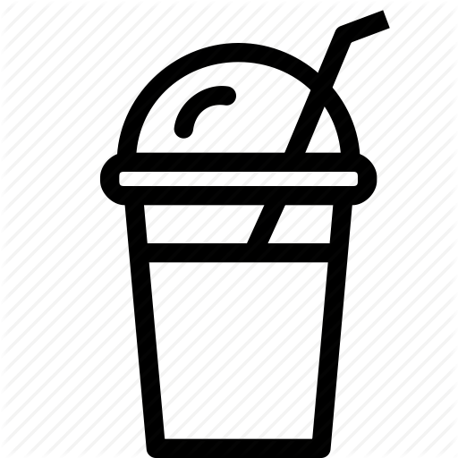 Cold Drink, Drink, Fruit, Juice, Smoothie Icon