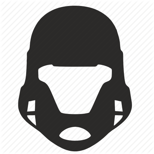 Android, Droid, Helmet, Mask, Soldier, Star, Wars Icon