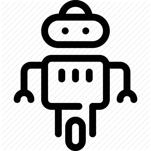 Droid, Future, Robot, Science Icon