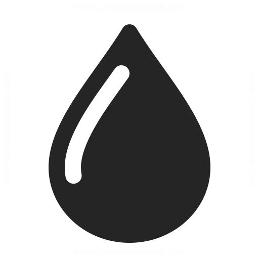Drop Icon Iconexperience