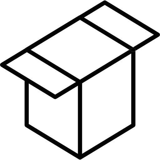 Dropbox, Storage, Boxes Icon