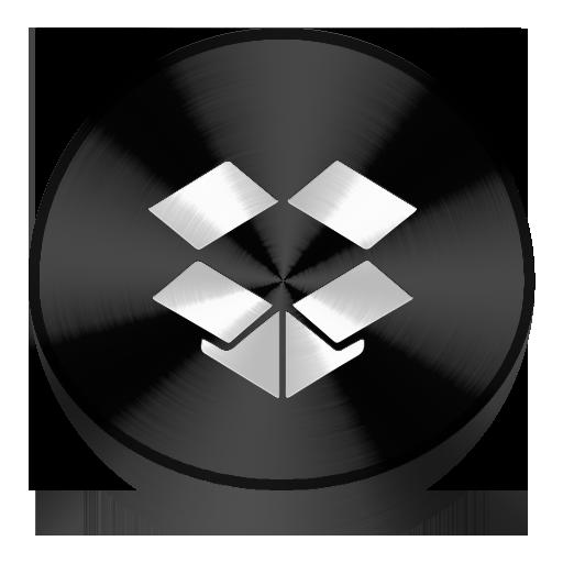Dropbox Folder Icon Black Images