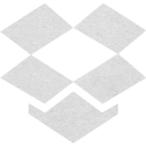 Cardboard Dropbox Icon