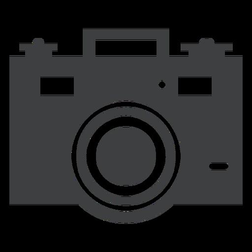 Camera Grey Icon
