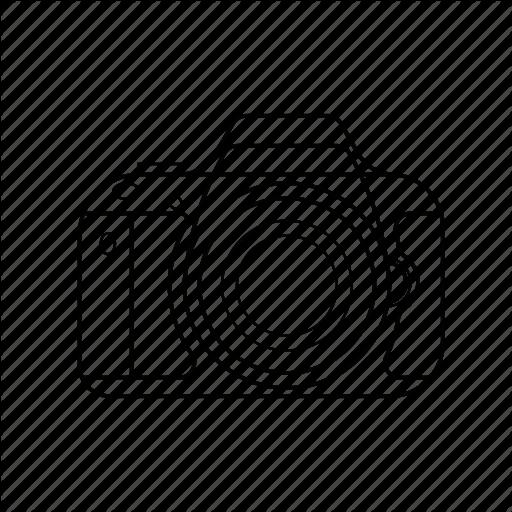 Camera, Capture, Digital, Dslr, Lens, Photography, Professional Icon