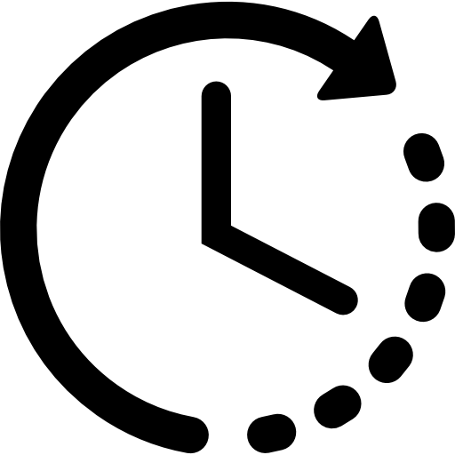 Time Left Icons Free Download