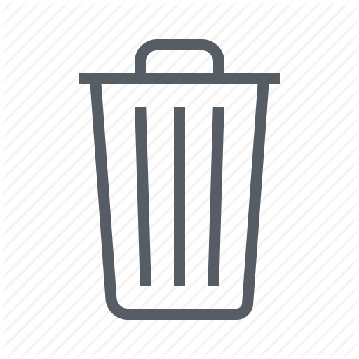 Dumpster, Garbage, Recycle, Rubbish, Trash, Waste Icon