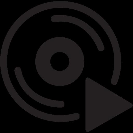 Multimedia, Disk, Storage, Dvds, Dvd Icon