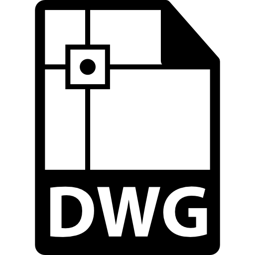 Dwg Format Variant Icons Free Download