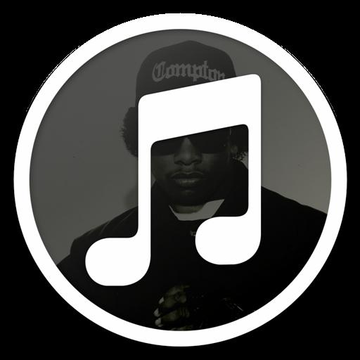 Itunes Black Eazy E Icon