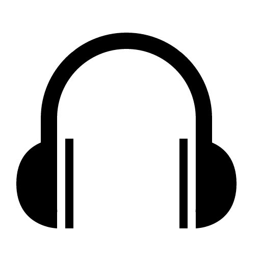 Headphone Symbol Designs In Symbols, Ideas
