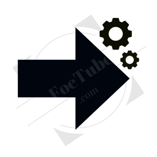 Seo Arrow Icon Vector Png Format Easy Download Icon Designs