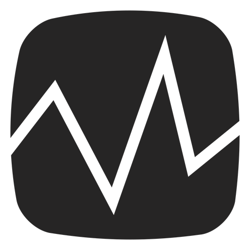 Ecg Heartbeat Icon