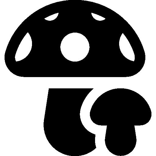 Mushroom Icons Free Download
