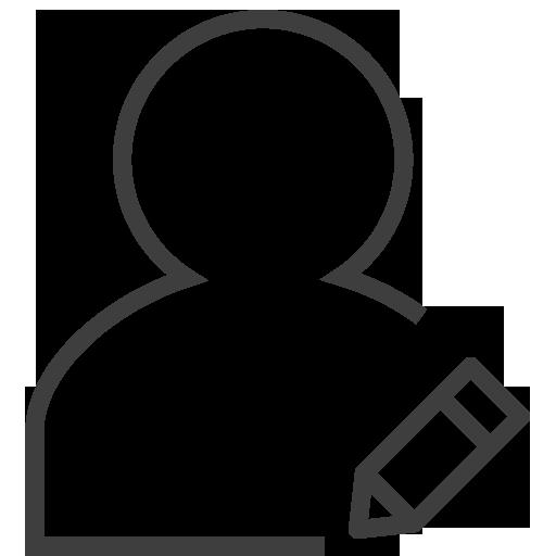 User Edit Icon Silky Line User Iconset Custom Icon Design