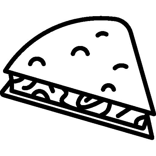 Quesadilla Free Vector Icons Designed