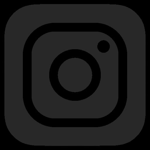 Black Instagram Logo Png Images In Collection