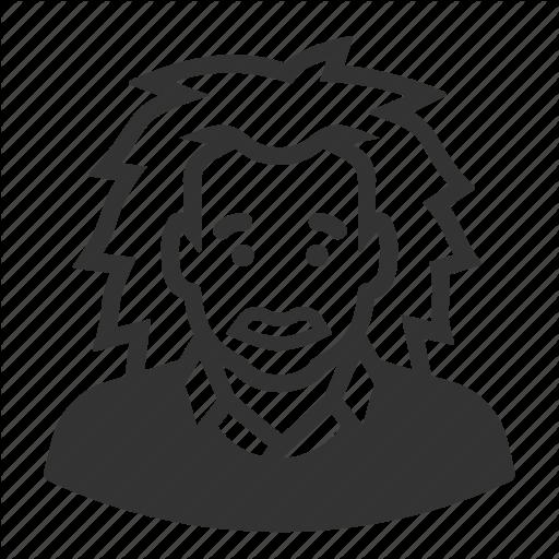 Albert Einstein, Avatar, Avatars, Man, Scientist Icon