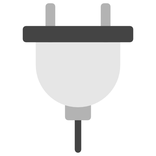 Outlet, Electrical Current, Connector Icon Free Of The Nucleo