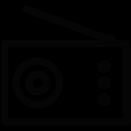 Download Electronic,frequention,radio,radio Recorder Icon