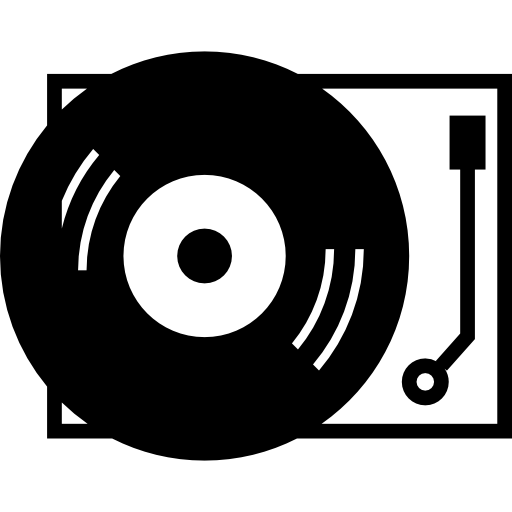 Record Player Icons Free Download